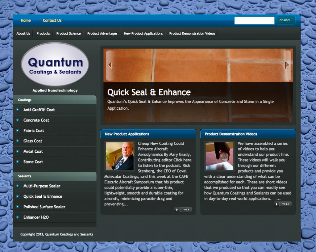 Quantum Coatings & Sealants